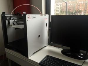 Voladora 2 en nuestras nuevas oficinas de Bilbao