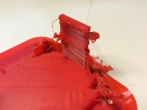 Un problema de calibración arruinó nuestra impresión 3D de esta caja para oDroid