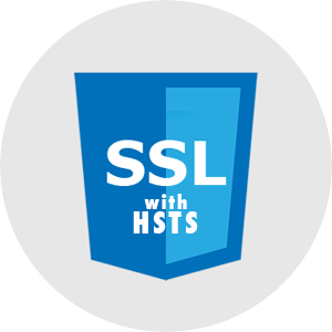 SSL with HSTS