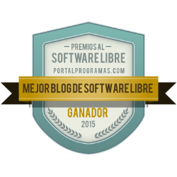 Nominados al mejor blog de Software Libre