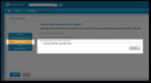 Cambio de datasource de un informe de JasperServer para suiteCRM