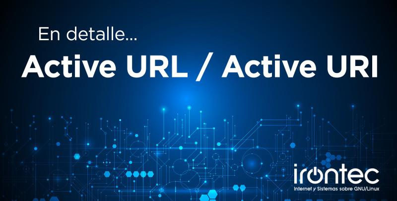 Active URL