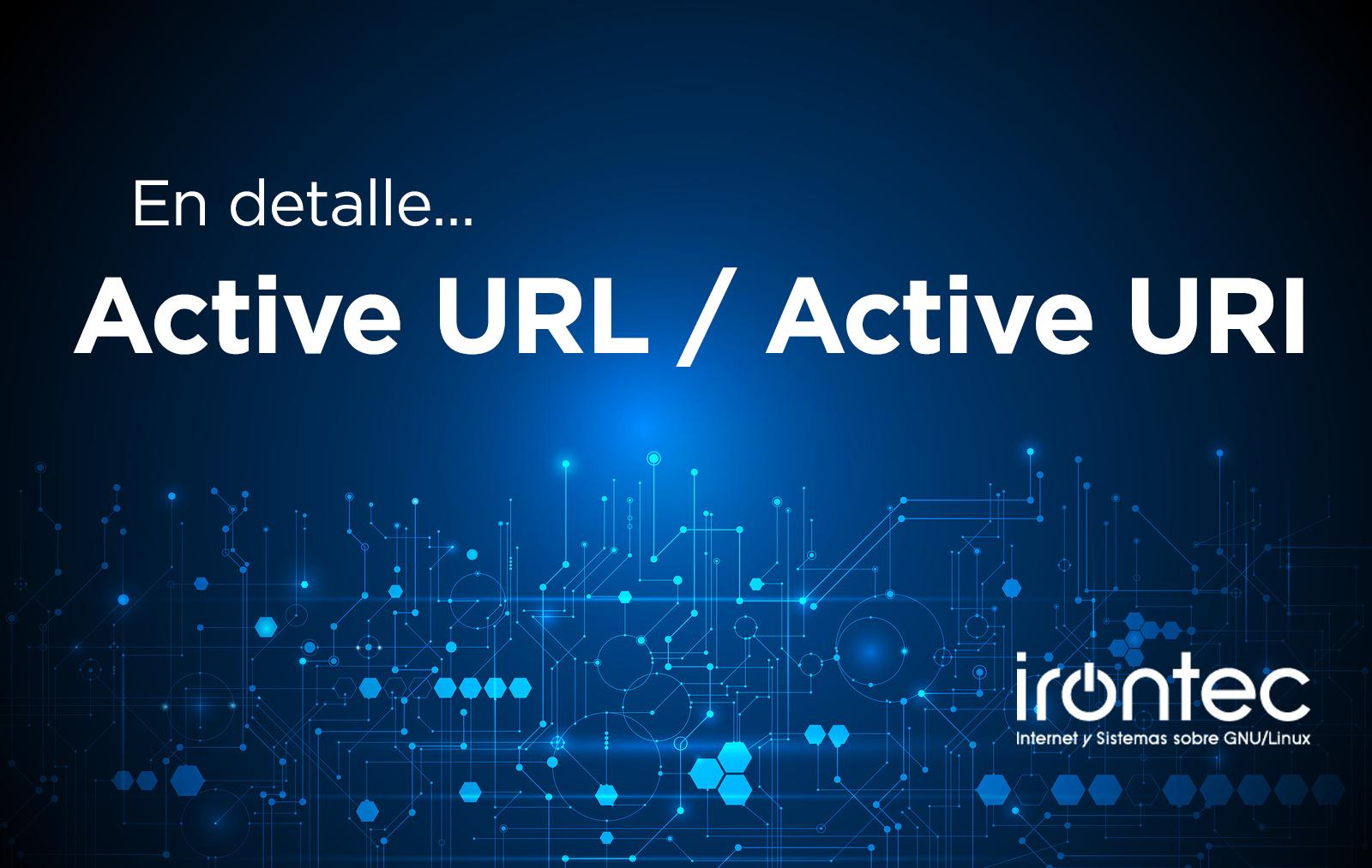 Action URL y Action URI
