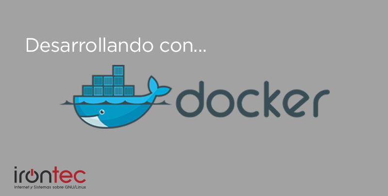 Desarrollo de aplicaciones con Docker