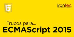 ECMAScript2015
