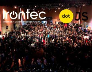 dotJS, Irontec estuvo allí