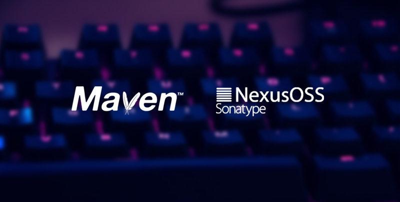 logos de Maven y NexusOSS