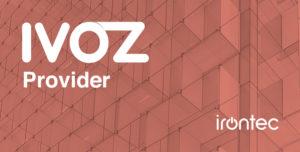 Ivoz provider VoIP operadores Irontec