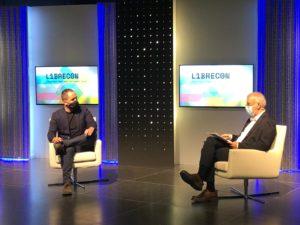 Asier Gezuraga de Irontec en Librecon 2020